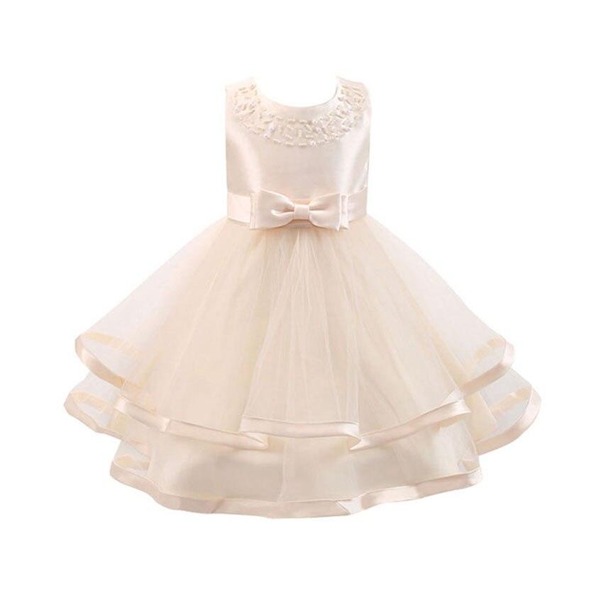 Zjht 2019 Child Lace Wavy Elegant Women Costume For Wedding ceremony Get together Children Mesh Garments 10 To 12 12 months Kids Attire New 12 months My068