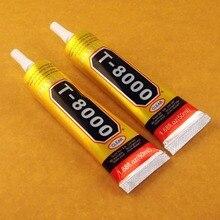 903bc22cc77 Mayorista T-8000 50 ml Multi propósito adhesivo de resina epoxi Diy  artesanía de vidrio de pantalla táctil teléfono celular súpe.