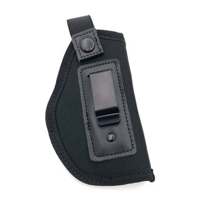 Image 4 - Tactical Concealed Carry Universal Neoprene IWB Holster for Right Hand