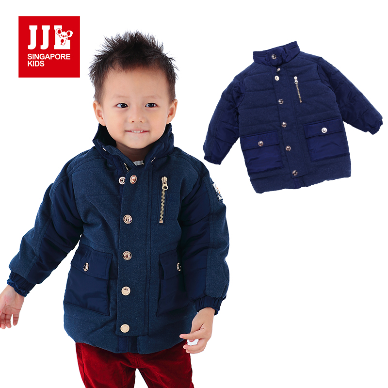 boys winter coat baby jacket children cotton-padded clothes kids winter outerwear 2015 brand designer kids boys jacket 2017 winter baby coat kids warm cotton outerwear coats baby clothes infants children outdoors sleeping bag zl910
