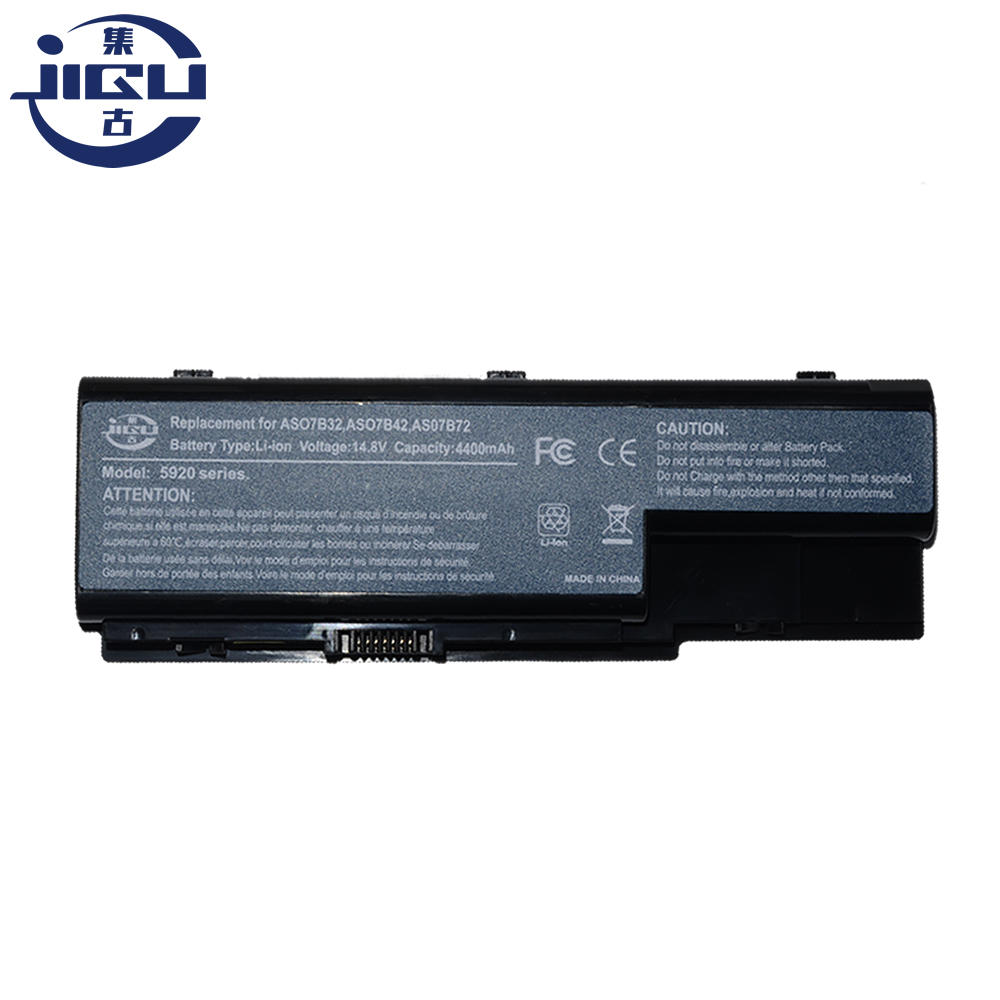 JIGU Laptop Battery For <font><b>Acer</b></font> <font><b>Aspire</b></font> 7735 7735Z 7735ZG 7736G 7736Z <font><b>7736ZG</b></font> 7738 7738G 8730 8730ZG 8735G 8735ZG 8920 8920G Laptop image