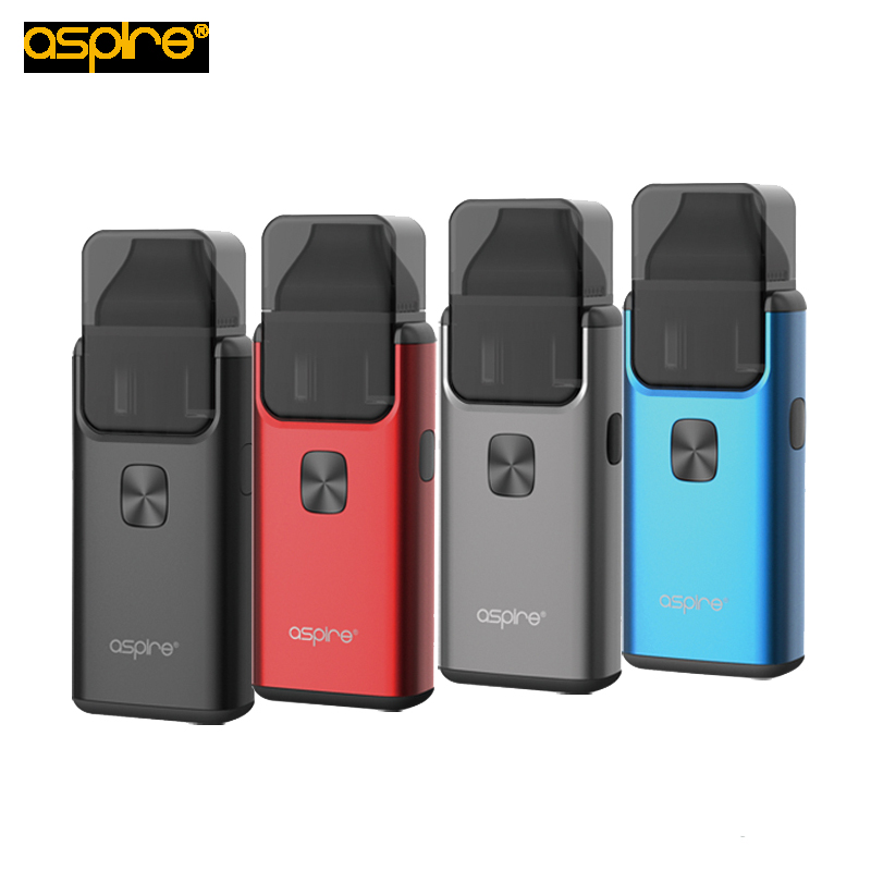 Aspire Breeze 2 Kit 3ml Vape met 0.6ohm 1.0ohm-spoelen 1000mAh - Elektronische sigaretten