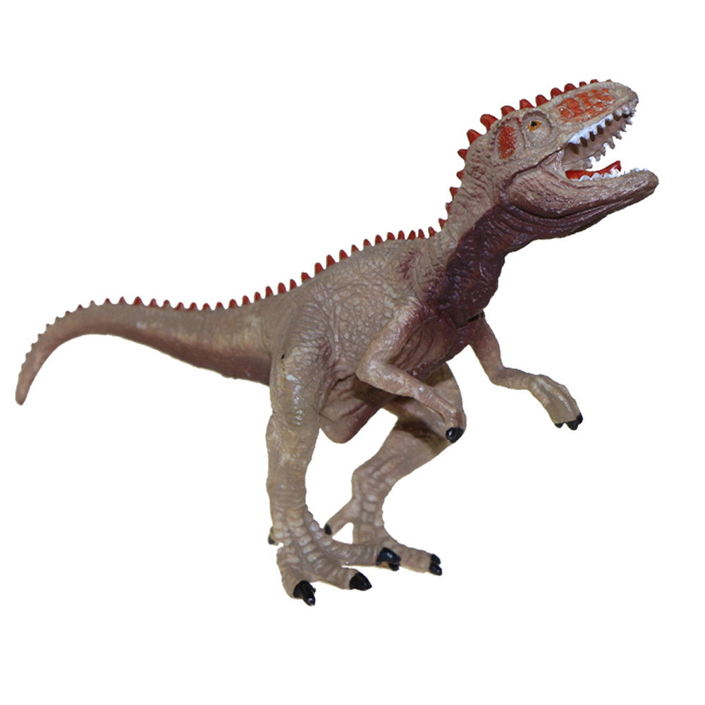 Dinosaurs Mdf Toy Box Childrens Storage Toys Games Books: Pretend Play Toys Dinosaur Model Hand Puppet Baby