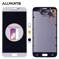 Tested 5 7 Super AMOLED Display For SAMSUNG Galaxy A8 LCD Display A8000 A800 A800F Touch