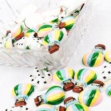Resina de globo de aire caliente Cactus Kawaii cabuchones teléfono caso  decoración DIY sombrero pelo arco 14d6235d941