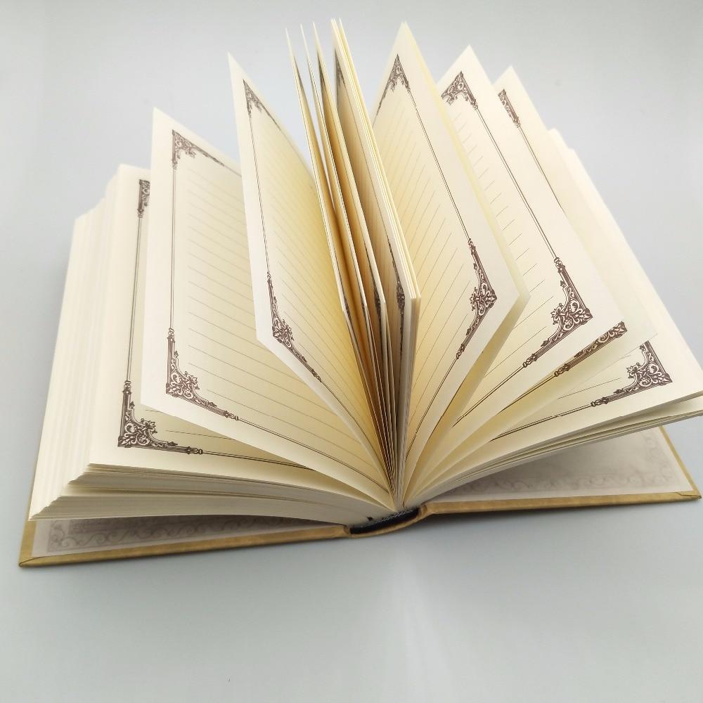 Ευρωπαϊκά στυλ παχύ ρετρό μαγικό - Σημειωματάρια - Φωτογραφία 3