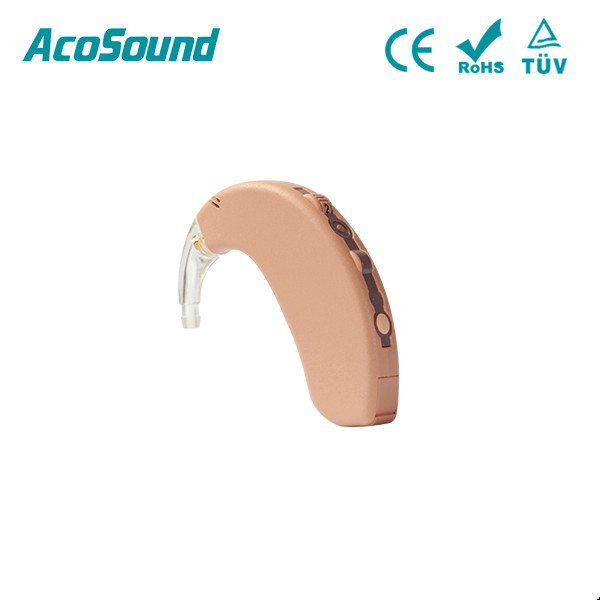 AcoSound AcoMate 410 BTE-plus behind the ear  programmable Hearing Aid medical hearing aids ear care