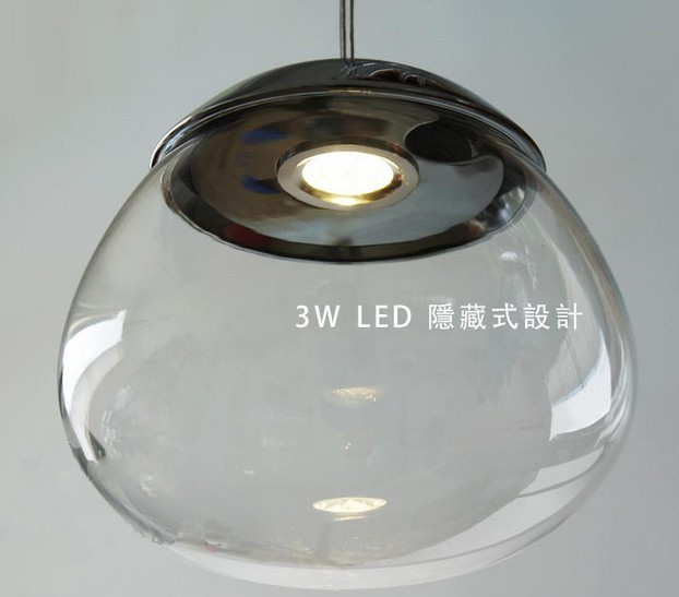 Dining Room Lving Room bedroom Bar Light LED glass pendant lamp crystal Chandelier lights American country style pendant lamp