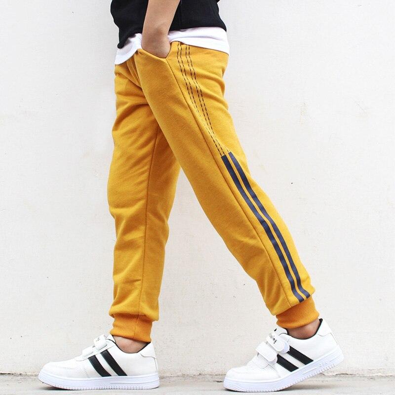 Boys Pants Children Pants For Boys Girls Trousers 100% Cotton Sport Kids Clothes 2019 Spring Autumn Winter Child Casual Clothes 5