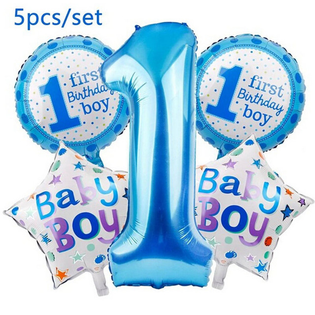 Baby Boy Blue Presents for one year old boy 5c64f7ebefc29