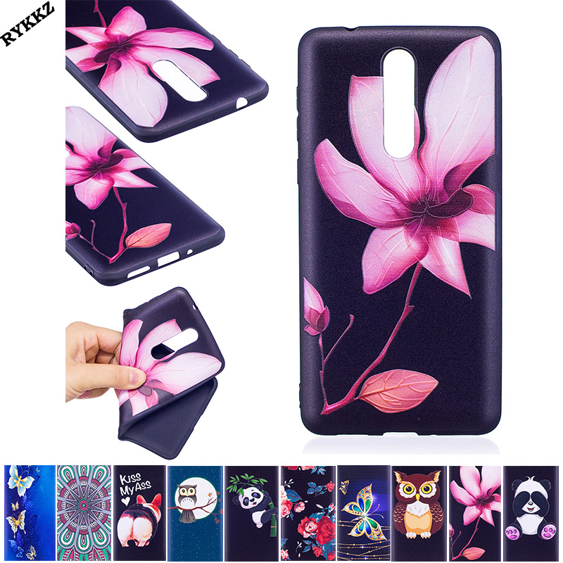 2018 Hot luxury Silicon Soft TPU Thin Back Covers For Nokia 8 5.3 inch Dual SIM Global phone bumper fitted for Nokia8 coque case