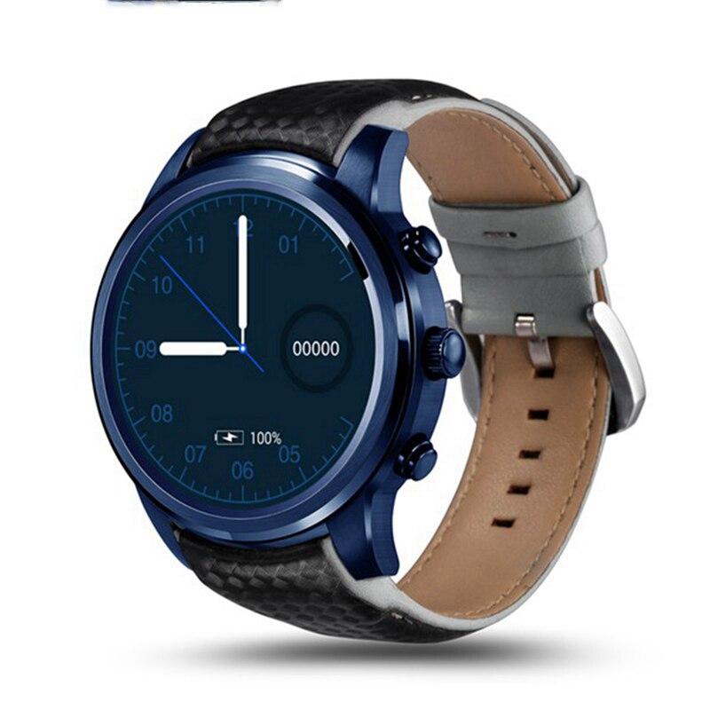 LEM5 PRO Smart Watch Phone MTK6580 Pedometer Heart Rate Activity Monitor WIFI GPS 3G 1