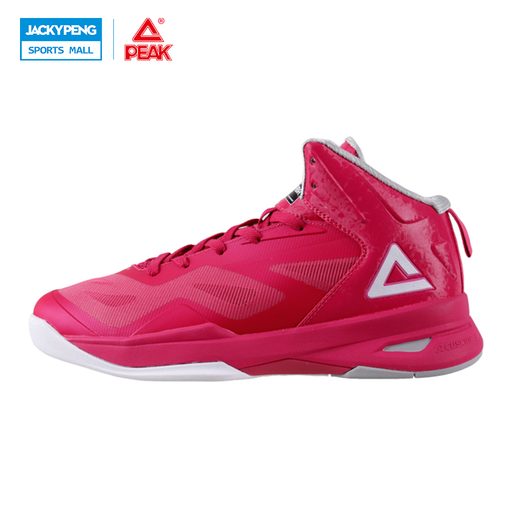 PEAK SPORT SPEED EALE II New Men Basketball Shoes Authent Athletic Sport Boots Cushion-3 REVOLVE Tech Training Sneaker EUR40-50 peak sport star series george hill gh3 men basketball shoes athletic cushion 3 non marking tech sneakers eur 40 50