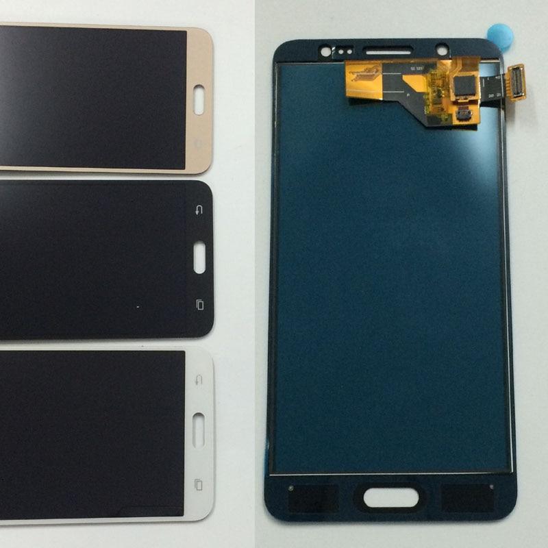 Adjustable Backlight For Samsung Galaxy J5 2016 J510 J510FN J510F J510Y J510M J510G Touch Screen Digitizer+ LCD Display Assembly