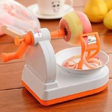 Apple pear fruit Peeling Machine creative orange peeler Kawaii Kitchen tool Hot New Gadgets 2017 automatic apple peeler