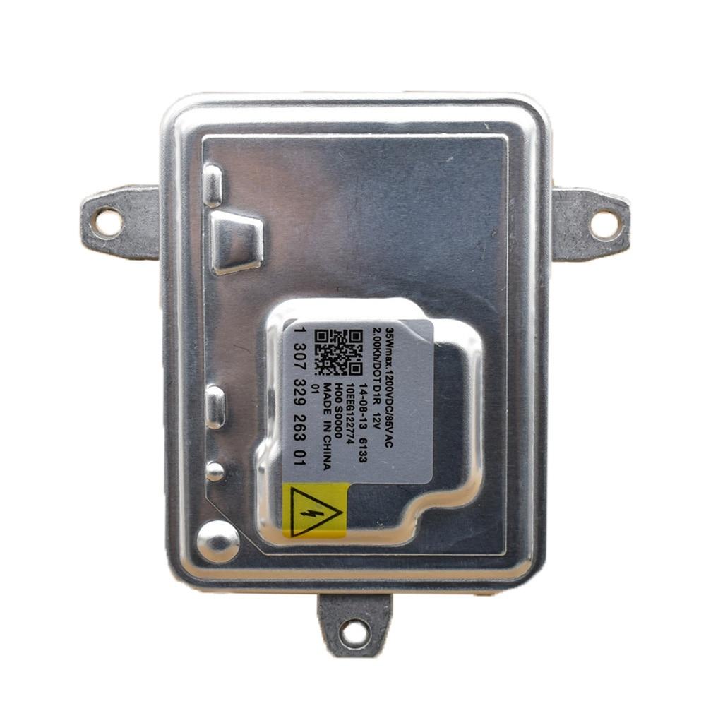 63117356250 7356250 Xenon Headlight HID Ballast Control Unit Module For 2011-2014 BMW X3 X5 E92 E93 F06 F12 F13 F25
