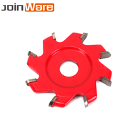 95mm Saw Blade 6T/8T/12T 10mm Thickness Professional For Cutting Aluminium plastic Panel Cutting Disc 1Pc New
