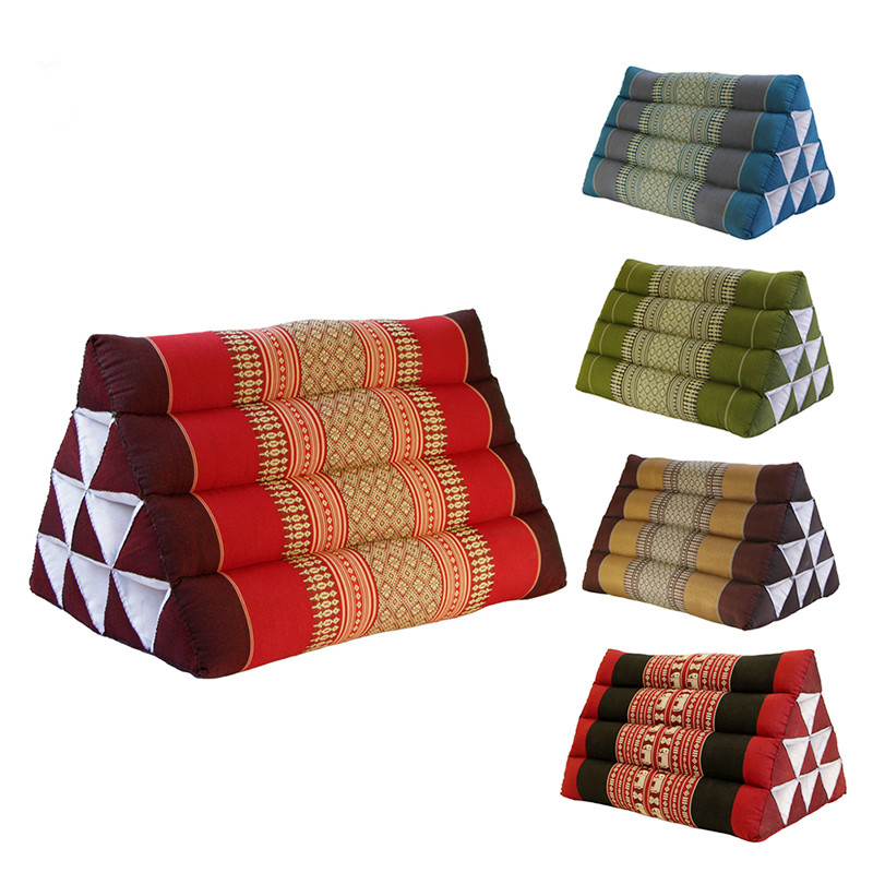 Thai Throw Pillow 100 Natural Kapok