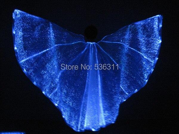 модные светодиодные танец карнавальные костюмы светящиеся