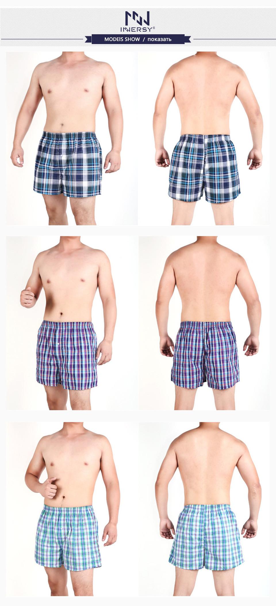 Topdudes.com - 2-Pack Loose Long Cotton Boxer Underwear