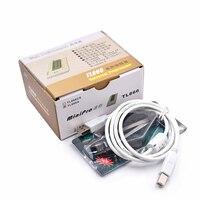 100 Original TL866A Universal Programmer Support ICSP Support FLASH EEPROM MCU SOP PLCC TS 9 Items