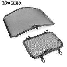 New Motorcycle Simple Radiator Grille Guard Protector Cover For YZF-R1 R1 2015-2017 YZF-R1M R1M 2015-2016 waase engine stator crash pad slider protector for yamaha yzf r1 r1m 2015 2016 2017