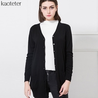 85 Silk 15 Wool Cashmere Women S Sweaters Women Mid Long Warm Sweater Female Spring Autumn