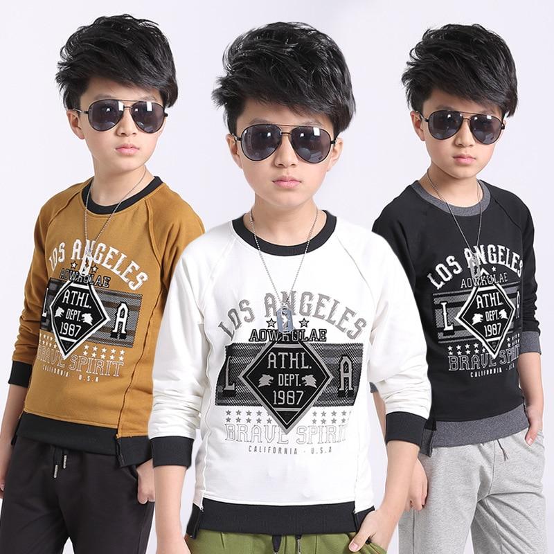 בנים חולצת טריקו ילדים חולצת ילדים - בגדי ילדים