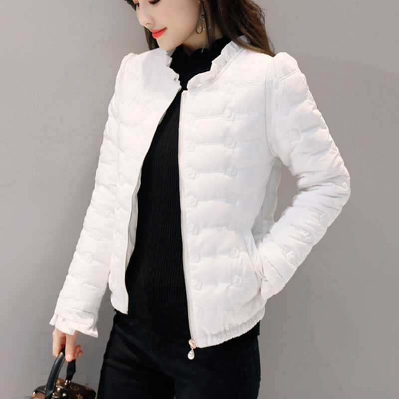 Winter Jacket Women Korean Woman Parkas Ultralight Jackets Coats Plus Size Coat Puffer 2XL