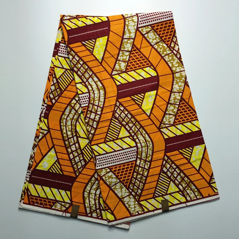 YBGSW 37 African Fabrics Kitenge/Pagnes,Guaranteed Dutch Wax ...