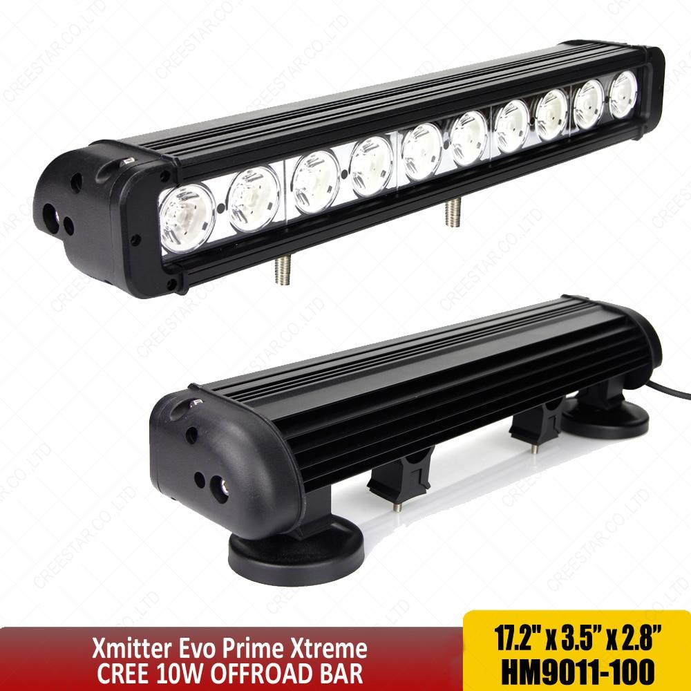 LED Work Light Bar 12V 24V 4x4 off road Car boat Truck ATV Tractor Led Light