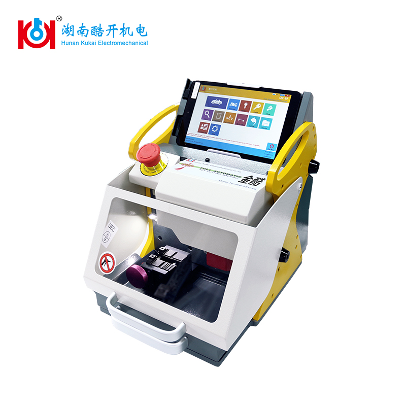 US $2395 0 |Kukai High Security Key Copy Machine Portable Key Code Cutting  Machine SEC E9 Fully Automatic Locksmith Tools-in Locksmith Supplies from