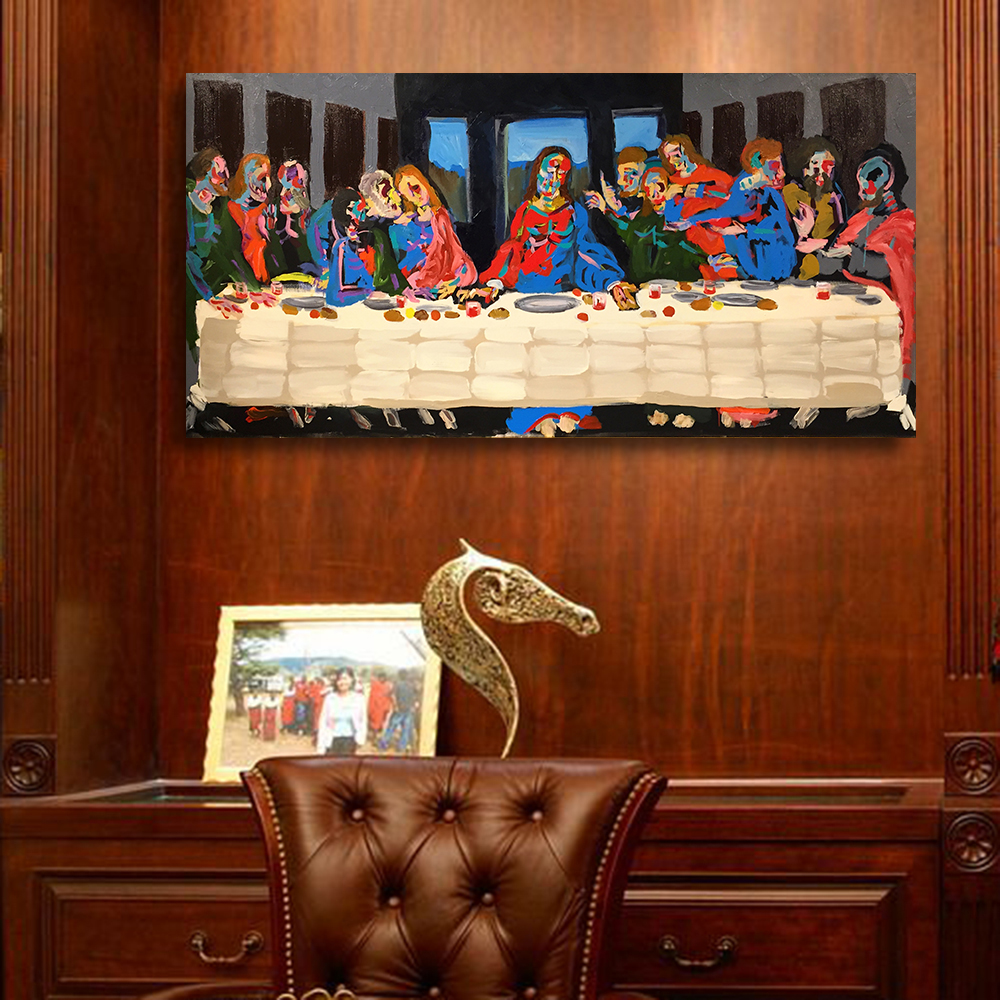 The Last Supper Wall Art high quality last supper pictures-buy cheap last supper pictures