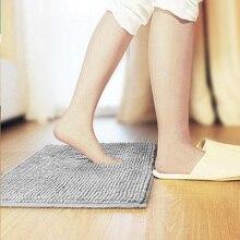 Felpudo fácil de limpiar, alfombra con absorción de agua, alfombrilla para suelo de cocina, alfombrillas para puerta de entrada, alfombrilla de salón