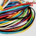 1MM Wax Cord 60m/lot 12 Colors U-pick Cord Fit Jewelry Cord Findings Beading cord for Bracelet and Necklace making