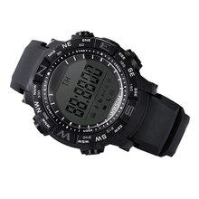 Smart Watch 1600 Bluetooth 4,0 Sport 1,22 zoll LCD Smart Uhr Wasserdichte Smartwatch mit Hintergrundbeleuchtung Niedrigen Batterie Erinnerung Uhr