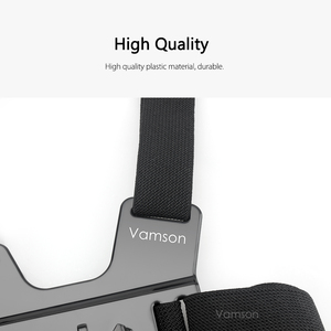Image 4 - Vamson for GoPro Accessories Chest Body Harness Belt Strap Mount Adjustable For Gopro Hero 5 4 7 6  for SJCAM for Xiaomi VP203A