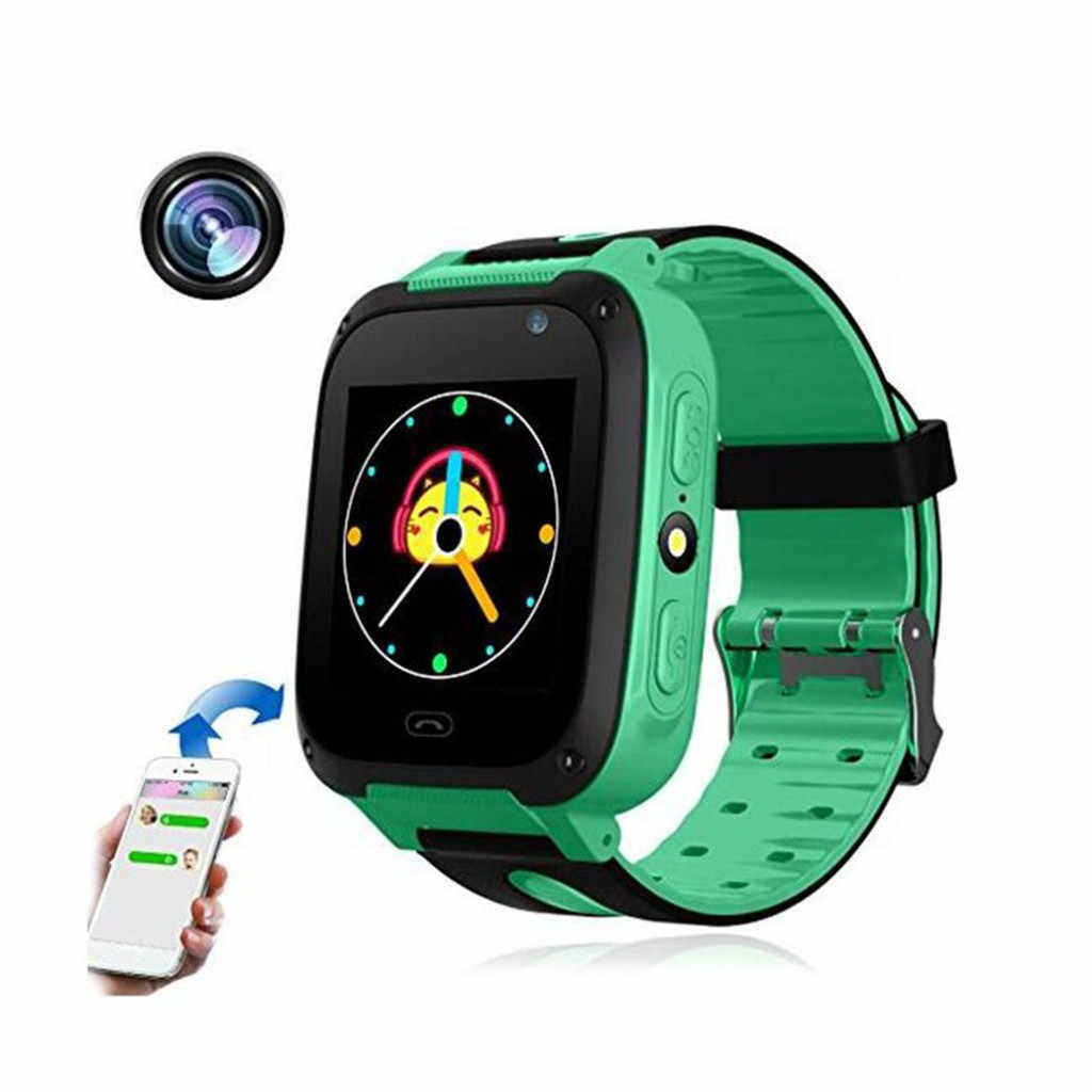 Smart Watch Children Watches Kids For Girls Boys Sport Electronic Wristwatch LED Digital Child Wrist Clock Smartwatch#G30