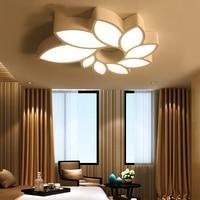 Светодиодный Современный Творческий Потолок светильники Спальня Потолочные освещения новинка детская комната светильники простые потоло