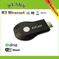 M2 Ezcast Chromecast Miracast Airplay Dlna Tv Stick Wireless Display Media Player 1080p Hdmi Wifi Dongle
