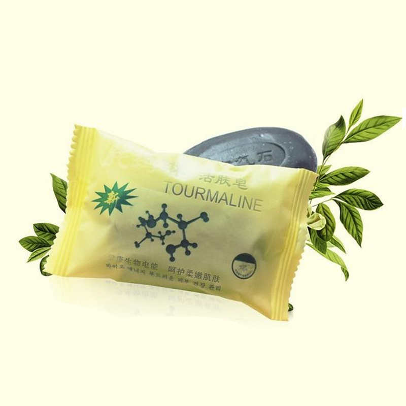 Tourmaline Soap Special Offer/Personal Care Soap/Face & Body Beauty Healthy Care 1PCS 50g