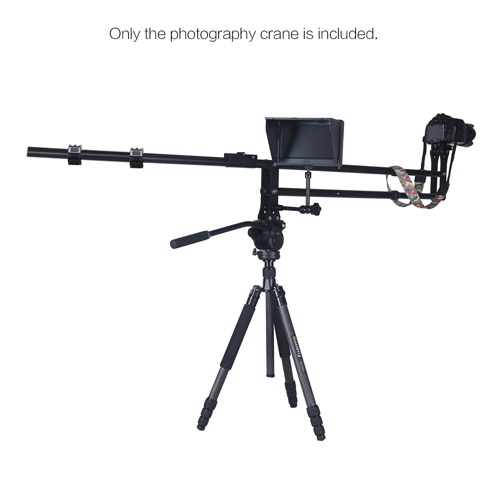 Manbily 6.0ft Foldable Extendable small Portable DSLR Mini Camera Jib Crane video Arm Crane camcorder Sunrise mini Jib jimmy цена и фото