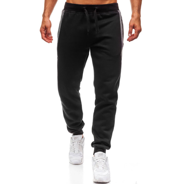 Men's Mid Waist Training Pants
