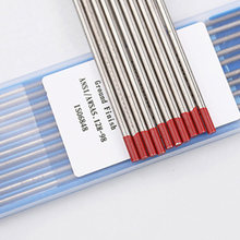 10pcs/set WT20 1.0 1.6 2.0 2.4 3.0 3.2mm 2.0% Tungsten Electrode Professional Tig Rod Lanthanated for Tig Welding Machine(China)