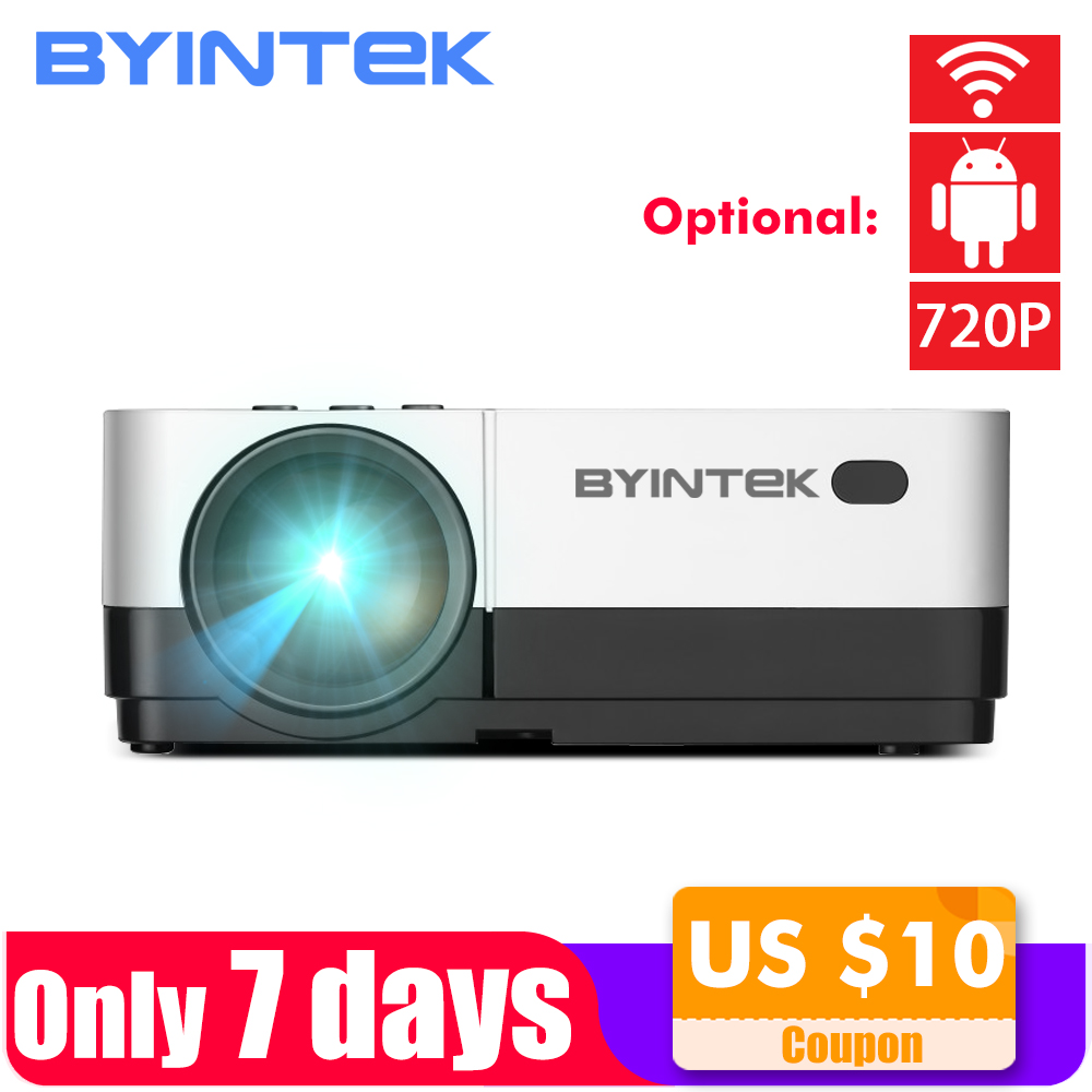 BYINTEK SKY K7 1280x720 LED Mini Micro Portable Video HD Projector with HDMI USB For Game Movie 1080P Cinema Home TheaterBYINTEK SKY K7 1280x720 LED Mini Micro Portable Video HD Projector with HDMI USB For Game Movie 1080P Cinema Home Theater