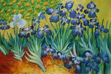 Картина на холсте Ван Гога Ручная роспись высокое качество рисунок