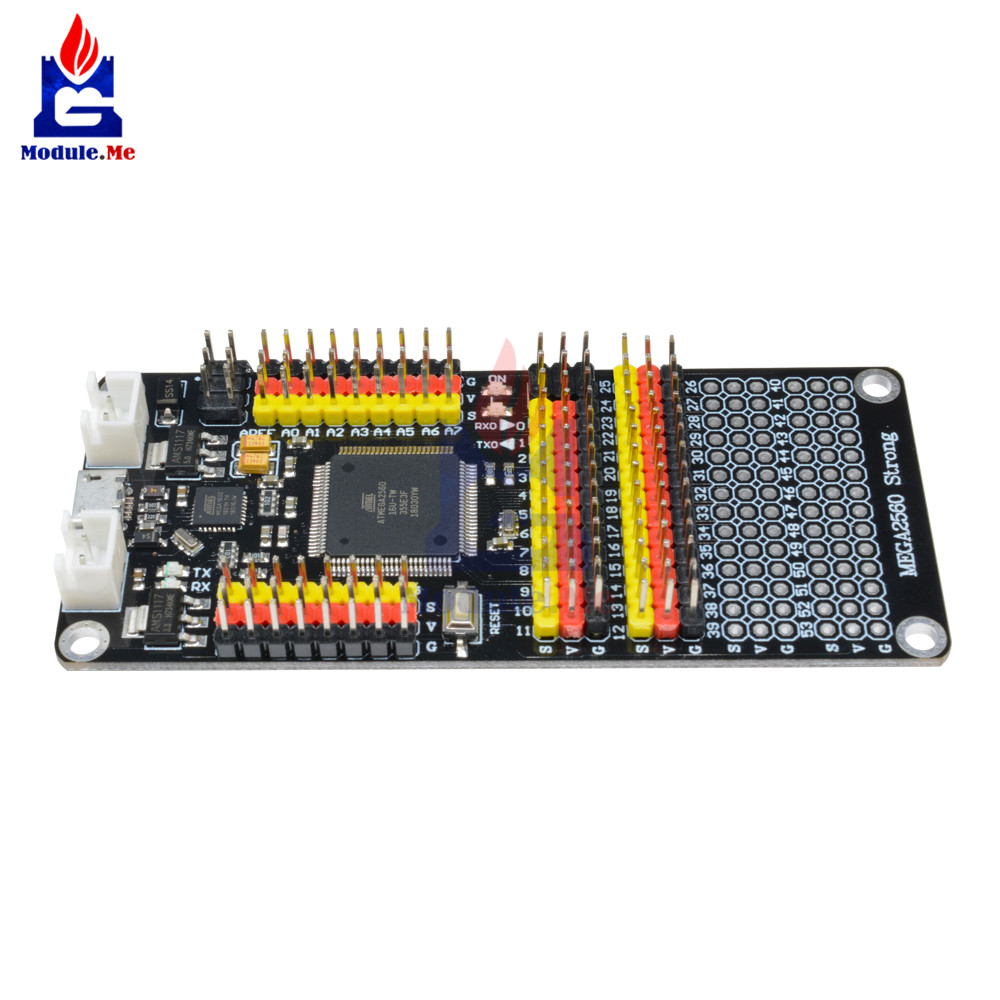 Dm Strong Series Mega 2560 Microcontroller Board Mega2560 Atmega2560 Promotional Led Driver Circuit 350ma Buy 1 X For Arduino