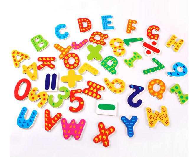 Free Delivery Refrigerator Magnets For The Color Numbers