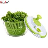 QuickDone Vegetable Dehydrator Dryer Baskets Salad Spinner Colander Fruit Wash Clean Storage Washer Drying Machines AKC6199