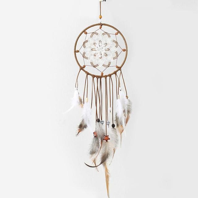 Wall hanging dreamcatcher